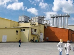 Завод по производству яблочного концентрата
