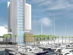 Проект по строительству 4* Отеля на набережной в Барселоне