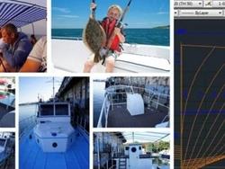 Инвестор в подготовку и запуск морского катера